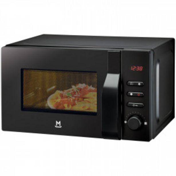 MANDINE Micro-ondes MMO20DBM-20 - Noir MANDINE offre à 59,9€