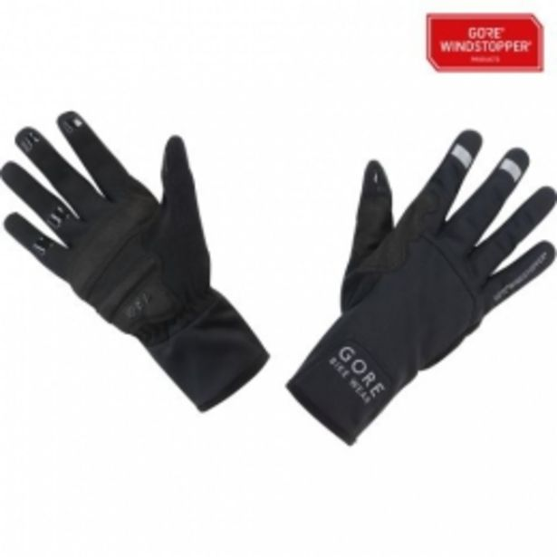 Gore Gants UNIVERSAL WINDSTOPPER® Mid black taille  10 offre à 17,99€
