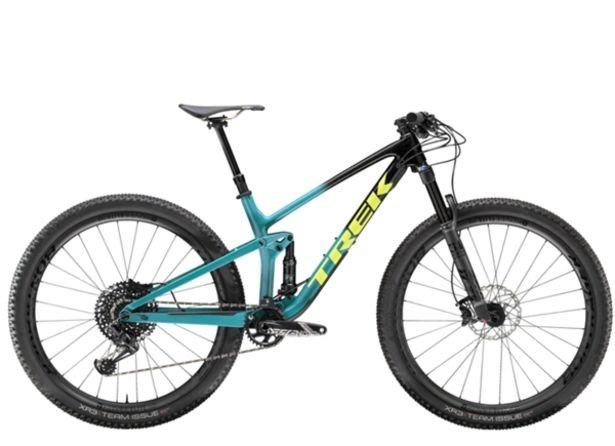 Trek Top Fuel 9.8 Matte Carbon/Gloss Trek Black taille  M offre à 4399,2€