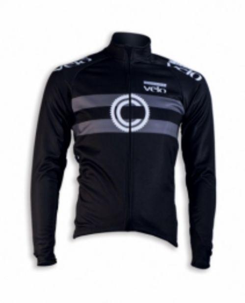 Culture-Vélo Veste thermique The Color Noir taille  XS offre à 57,85€