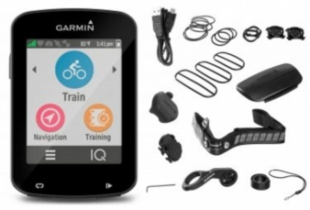 Garmin EDGE 820 Bundle offre à 314,99€