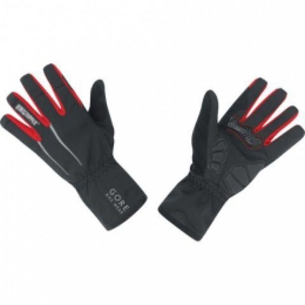 Gore Gants POWER WINDSTOPPER® black/white taille  10 offre à 14,99€