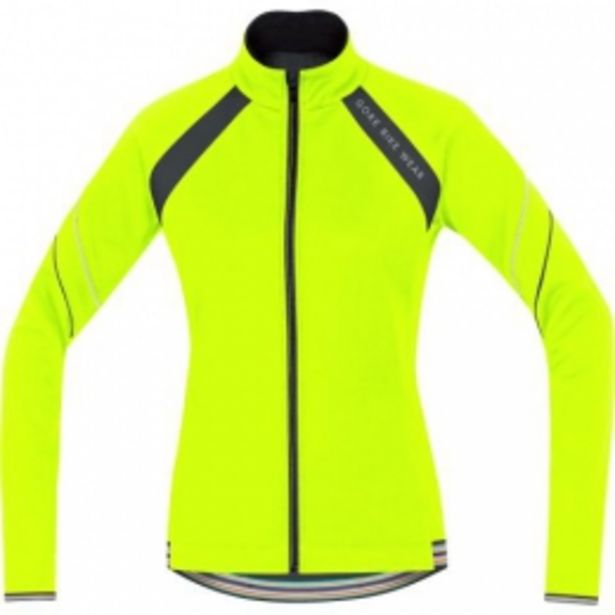 Gore Veste POWER LADY WINDSTOPPER® Soft Shell neon yellow/black taille  40 offre à 116,97€