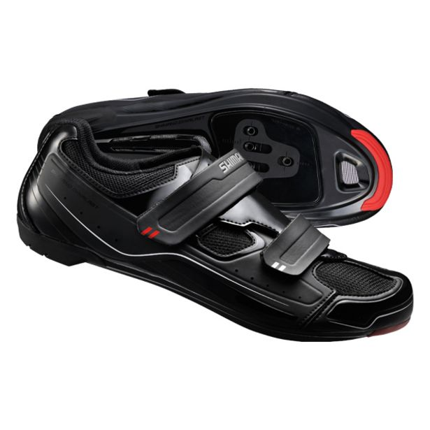 Shimano CHAUSSURES ROUTE R065 Noir taille  46 offre à 48,74€