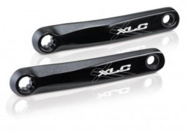 XLC CR-E01 JEU MANIVELLES POUR SYSTÈMES BOSCH M15 170mm NR offre à 29,6€