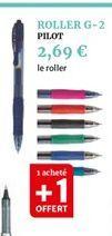 Roller G - 2 offre à 2,69€