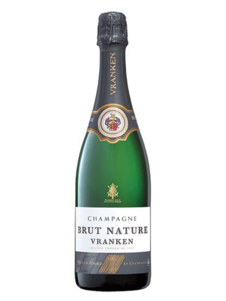 Champagne Vranken Brut Nature offre à 29,9€