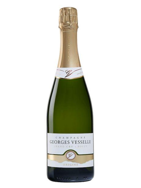 Champagne Georges Vesselle Grand Cru Brut offre à 24,75€