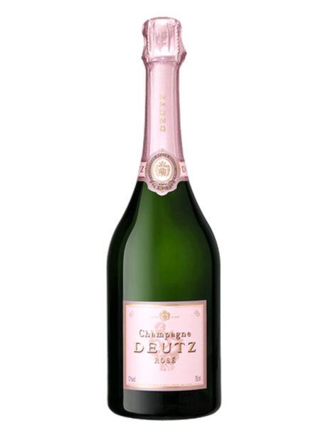 Champagne Deutz Rosé offre à 51€