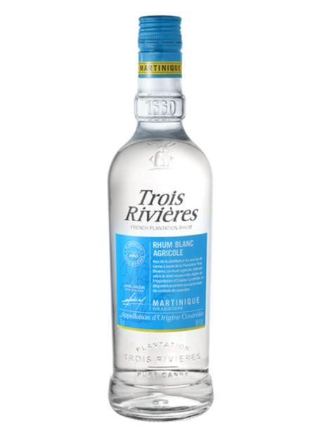 Rhum Agricole Trois Rivières 50° offre à 18,45€