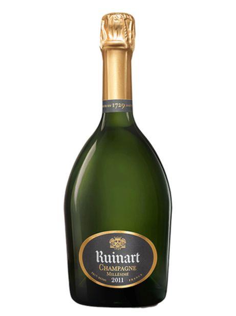 RUINART BRUT  2011 offre à 69,5€