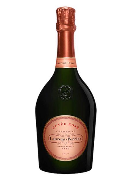 Champagne Laurent-Perrier Cuvée Rosé offre à 63,7€