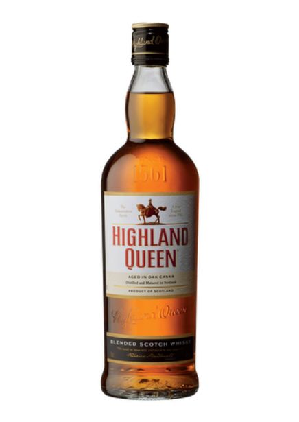 Highland Queen Blended Scotch Whisky offre à 14,95€