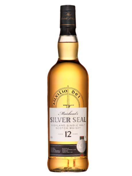 Whisky Muirhead's Silver Seal 12 Ans Highland Malt Scotch offre à 26,95€