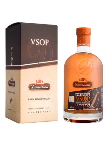 RHUM VIEUX DAMOISEAU VSOP  42° offre à 35,1€