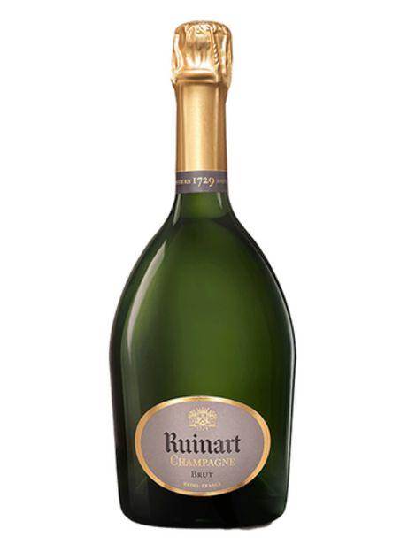 Champagne R de Ruinart Brut offre à 42,2€