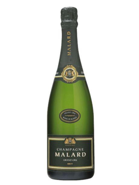 Champagne Malard Grand Cru Blanc de Blancs offre à 26,1€