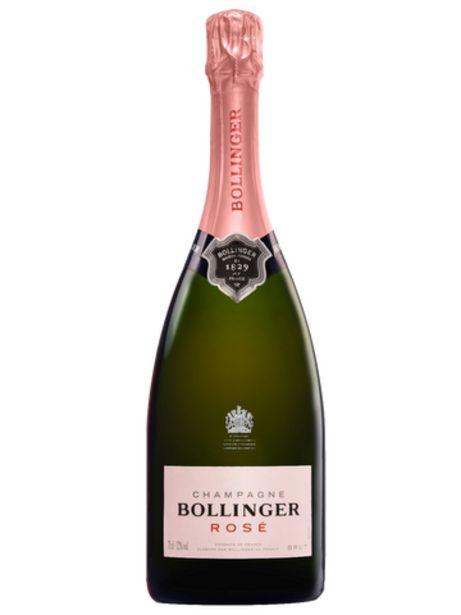 Champagne Bollinger Rosé offre à 59,95€
