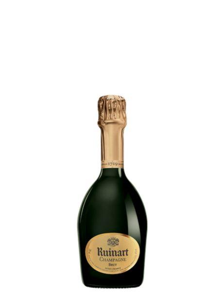 1/2 Champagne Ruinart Brut (Nue) offre à 26,55€