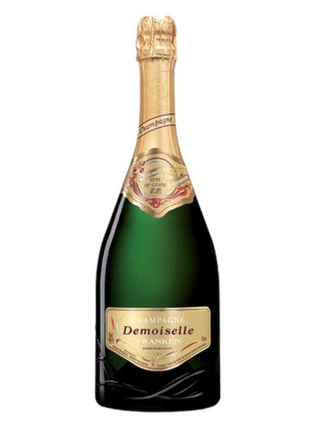 Champagne Demoiselle Tête de Cuvée Brut offre à 27,8€