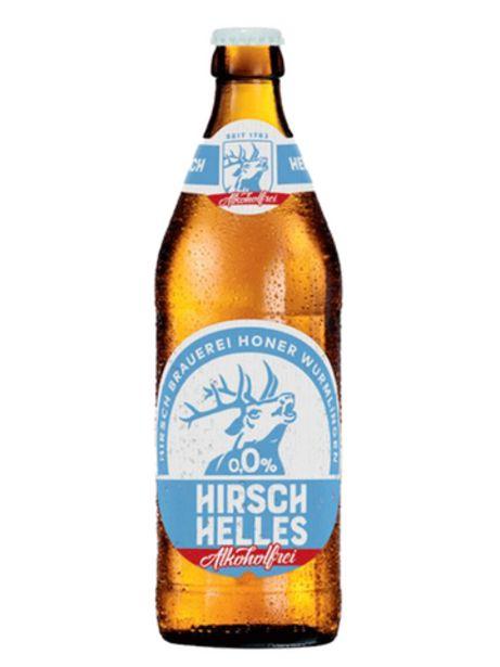 HIRSCH HELLES BIERE SANS ALCOOL 50 CL offre à 4,3€