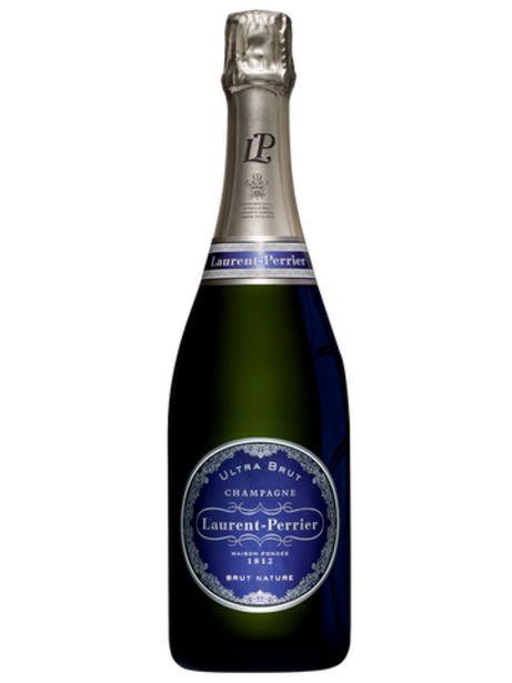 Champagne Laurent-Perrier Ultra Brut offre à 49,95€