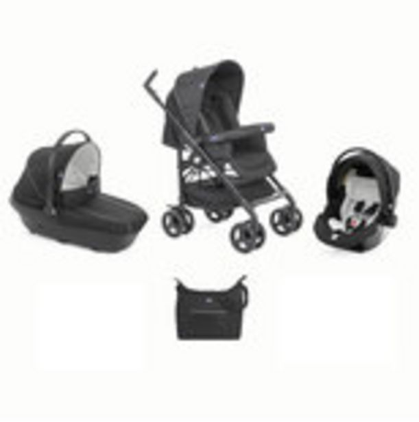 Poussette TRIO SPRINT Black Night offre à 329,99€