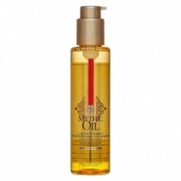 Huile pré-shampoing Mythic oil offre à 16€