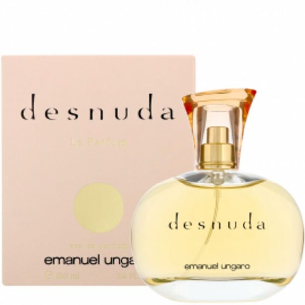 Eau de parfum Desnuda offre à 19€