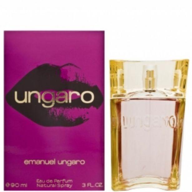 Eau de parfum Emanuel Ungaro offre à 16€