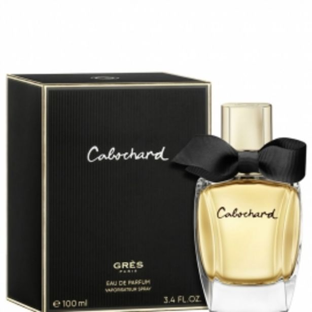 Eau de parfum Cabochard offre à 29€