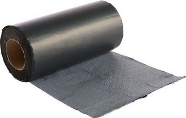 Bande adhésive aluminium gris ardoise L.10 x l.0,1 m - SIPLAST offre à 16,99€