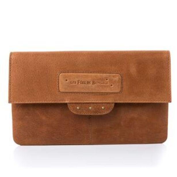 Portefeuilles sacs marron offre à 34,99€