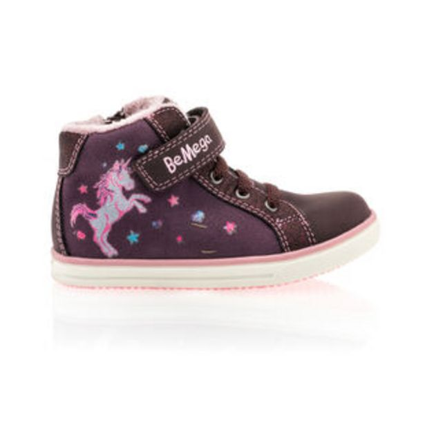 Baskets / sneakers fille violet offre à 20,99€