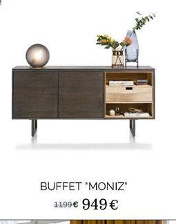 Buffet MONIZ offre à 949€