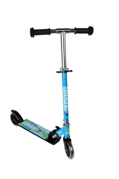 Trottinette 2 roues lumineuses Dino offre à 39,99€