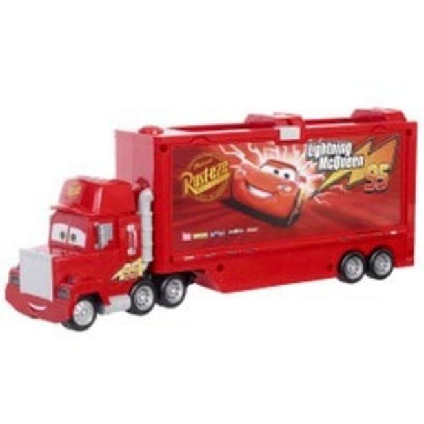 Cars - Camion Transporteur Mack Sons & LumièresMattel offre à 39,98€