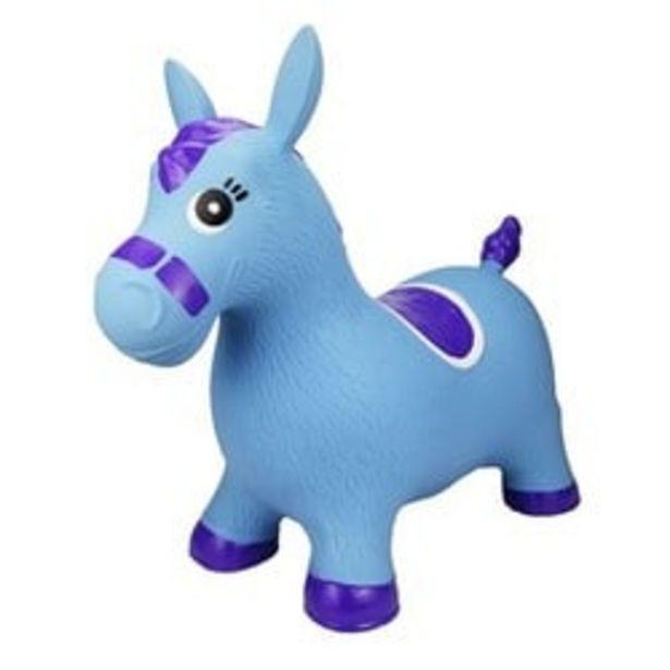 Poney sauteur bleuOuatoo First offre à 22,98€