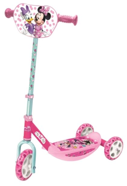 Trottinette 3 roues Minnie offre à 29,99€
