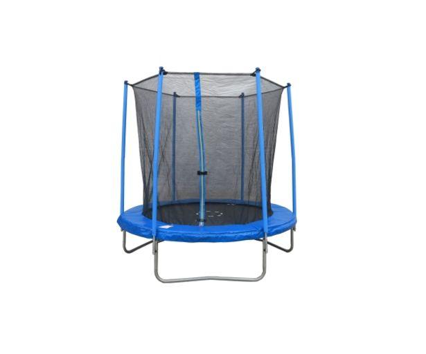 Trampoline rond 305 cm avec filet de sécurité offre à 159,99€