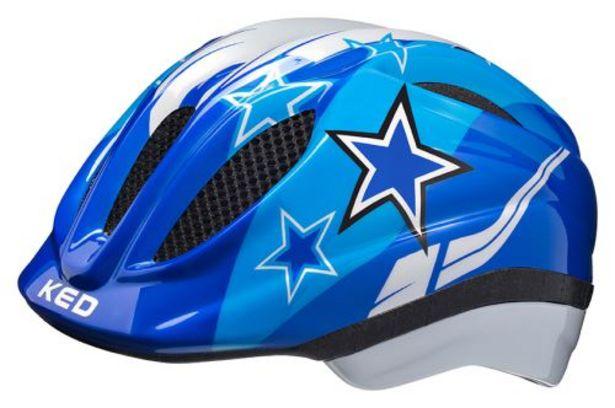 Casque vélo enfant Meggy Blue Stars - Taille S/M offre à 12,5€