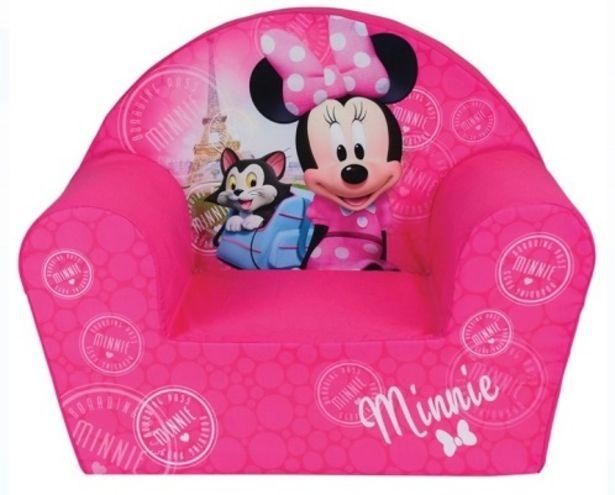 Fauteuil Minnie offre à 37,99€