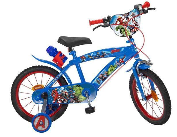Vélo 16'' Avengers offre à 149,99€