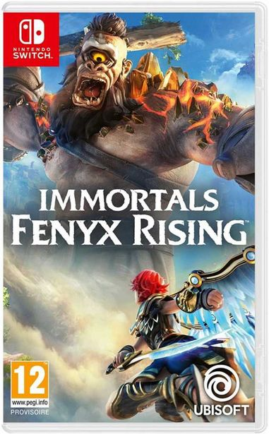 Immortals Fenyx Rising Nintendo Switch offre à 37,98€