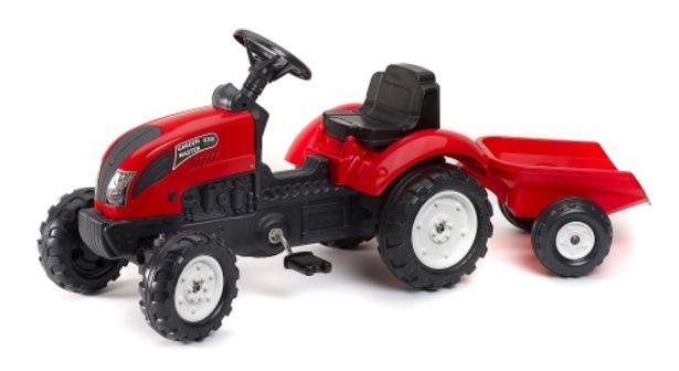 Tracteur Garden Master avec remorque offre à 64,99€