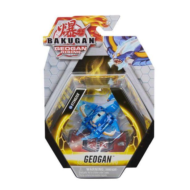 Pack 1 figurine Bakugan Geogan - Saison 3 offre à 12,99€