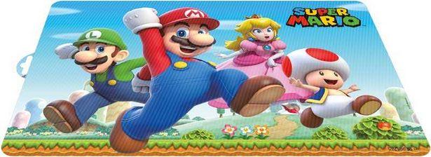 Set de table Super Mario offre à 1,99€