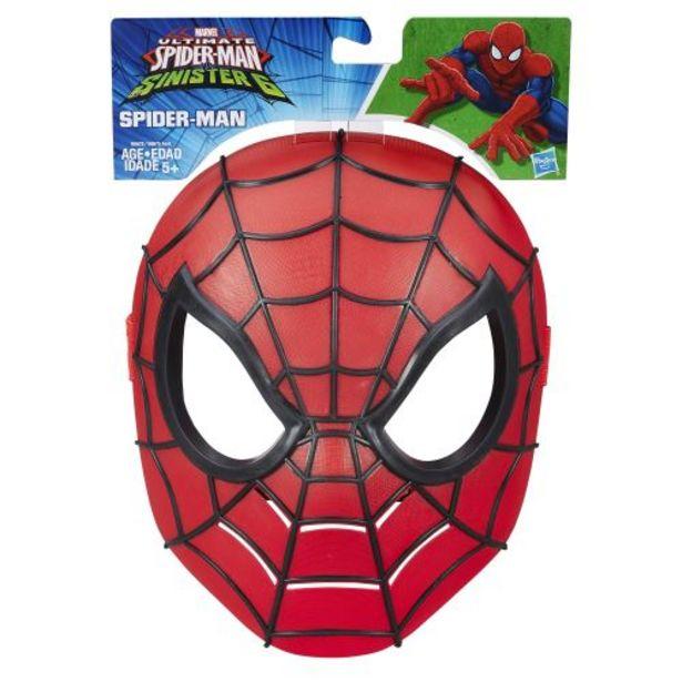 Masque de Spiderman offre à 5€