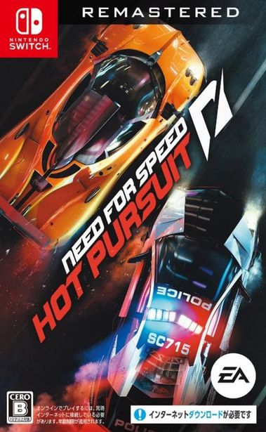 Need for Speed Hot Pursuit Remastered - Nintendo Switch offre à 24,98€