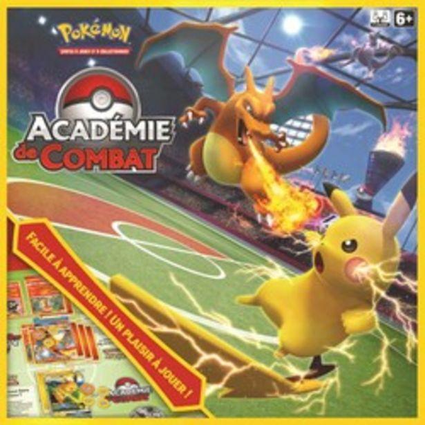 Pokémon Académie de CombatAsmodée offre à 29,98€
